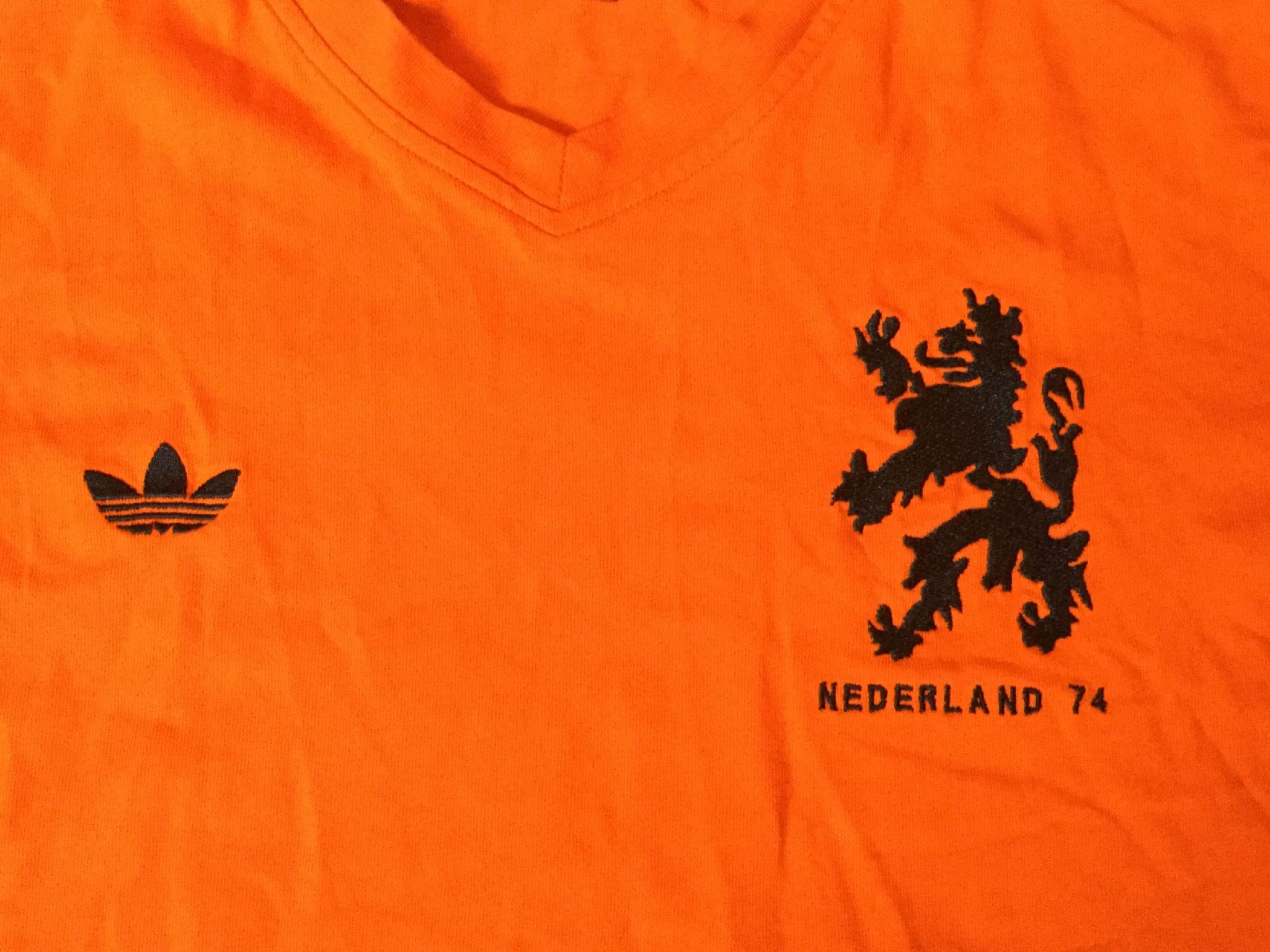 Classic Global Football Shirts | 1974 Holland Vintage Old